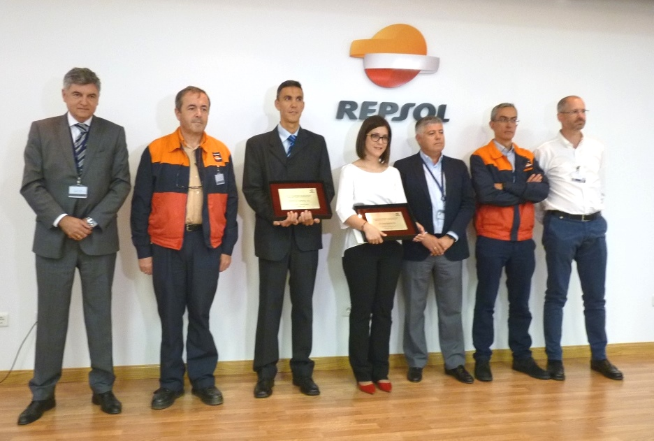 CT Ingenieros Wins the Repsol Safety Award 2016