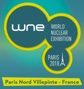 CT Ingénierie exhibits at the World Nuclear Exhibition