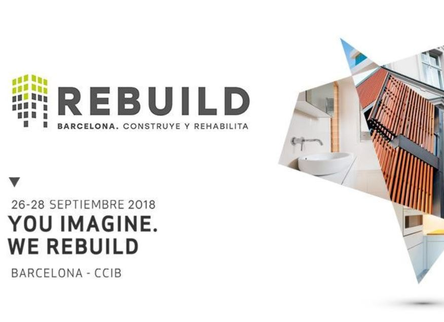 CT will exhibit its latest developments in BIM Modeling Technologies at Rebuild Expo 2018