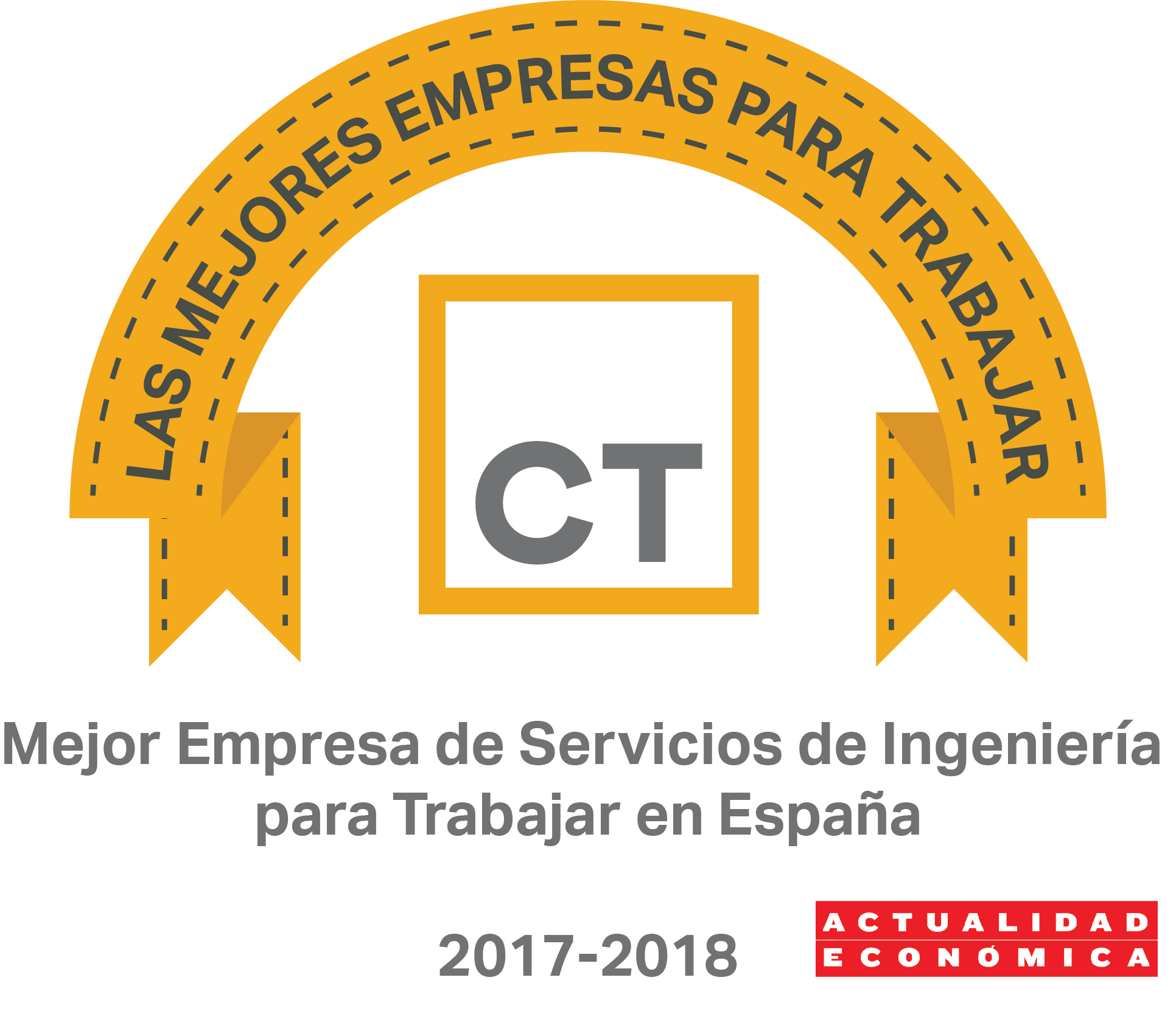 CT, Spain's best engineering services company to work in for the third year in a row